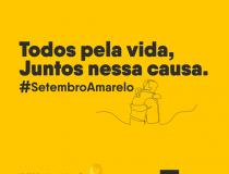 Companhias aderem à campanha Setembro Amarelo em prol da saúde mental de seus colaboradores