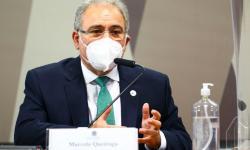 Queiroga diz que enfrentamento à pandemia requer união de forças