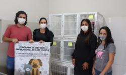 Prefeitura inicia ciclo de 77 cirurgias gratuitas de castração de cães e gatos em Morrinhos
