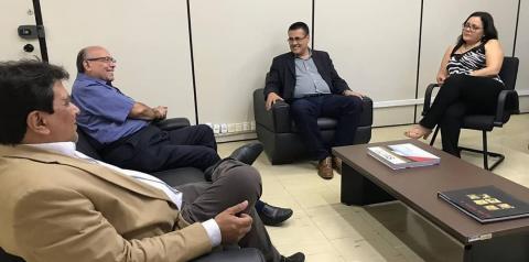 Secretarias de Cultura de Goiás e Goiânia buscam parcerias com a ABC
