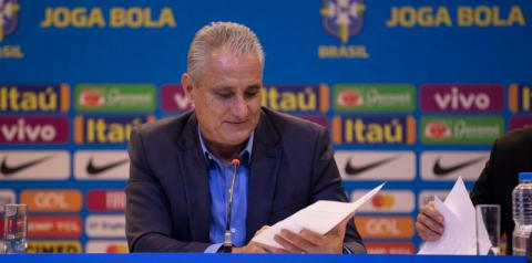 Tite inclui Gabigol entre os convocados para amistosos da seleção