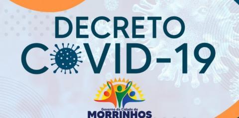 Prefeitura de Morrinhos apresenta novo Decreto Municipal de nº 1.170/2021
