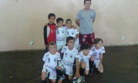 LAF - Liga Azul de Futsal: ABC CEMITÉRIO ESTREIA COM VITORIA NAS CATEGORIAS SUB 08 E SUB 10