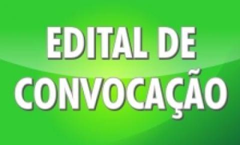 Finalmente saiu o Edital de Convocação para Eleição da liga Desportiva de Morrinhos