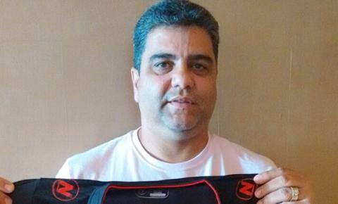 O técnico do Atlético-GO está desaparecido