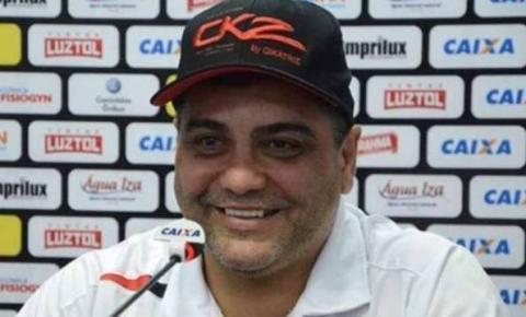 Após sumiço, Marcelo Cabo técnico do Atlético-GO é encontrado e passa bem.