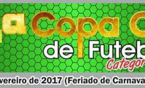 14ª Copa Ouro: Torneio movimentou Morrinhos no feriado de carnaval.