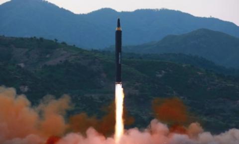 Novos testes com míssil balístico foi realizado pela Coreia do Norte
