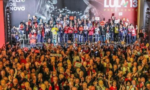 Ex- Governador Jaques Wagner não aceita convite para se vice na chapa com Lula.
