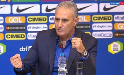 Pra quem não sabe, o Tite convoca seleção brasileira para amistosos na Europa
