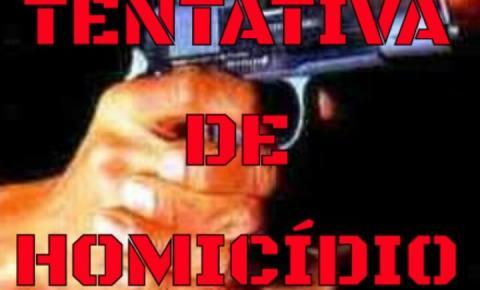 Tentativa de homicídio em Morrinhos