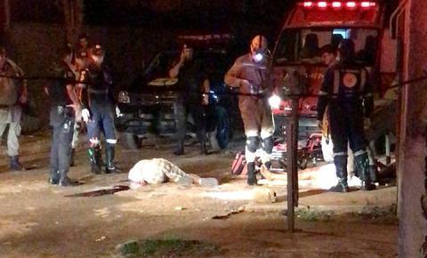 *ATUALIZADO Homicídio é registrado em Morrinhos (Go) no setor Sol Nascente