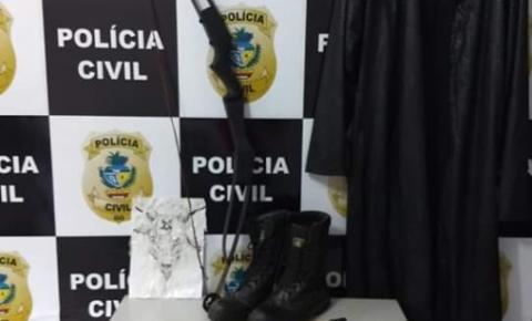 POLÍCIA CIVIL APREENDE ADOLESCENTE QUE PREPARAVA ATO DE TERRORISMO EM ESCOLA PÚBLICA DE PONTALINA