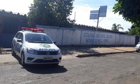 Escola em Morrinhos recebe denuncia de Ameaça de atentado