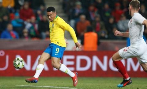 De virada, Brasil vence Rep. Tcheca em último amistoso antes da Copa América