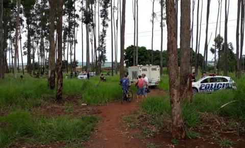 Urgente: Moradores escutam tiros durante a madrugada e corpo é visto na manhã de hoje no Morro da Saudade.