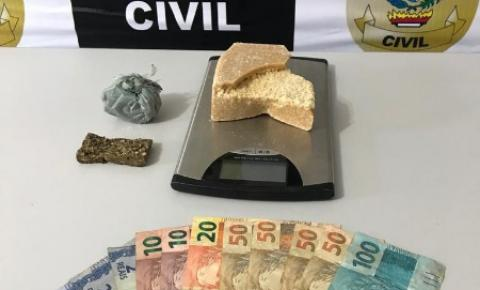 TRÁFICO DE DROGAS E CORRUPÇÃO DE MENORES!!!!!