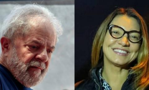 Namorada de Lula é transferida para longe de Curitiba por diretor indicado por Bolsonaro