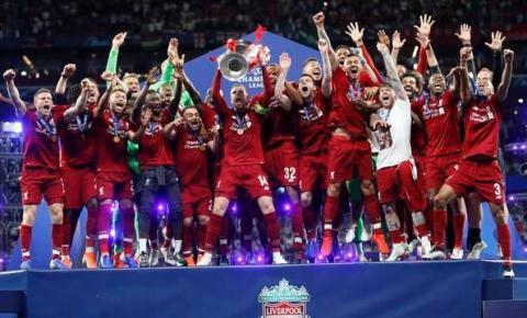 Liverpool vence Tottenham e ganha sua 6ª Liga dos Campeões da Europa