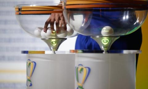 CBF sorteia nesta segunda-feira os confrontos das quartas de final da Copa do Brasil