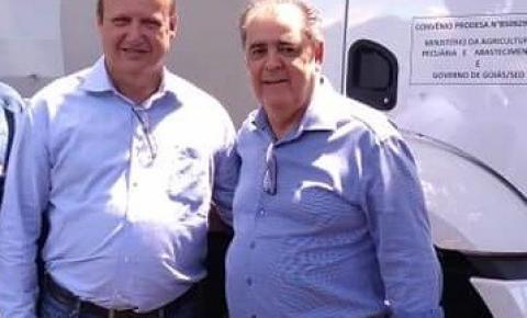 Prefeito Rogério Troncoso se reúne com ministro da Saúde para fechar construção das UTI's no Hospital Municipal