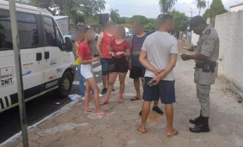 Denuncia sobre Transporte irregular pode alterar o resultado final da eleição do Conselho Tutelar em Morrinhos