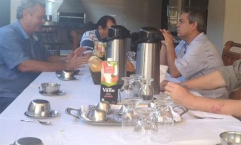 Prefeito de Iporá diz a Secretário de Caiado que vai respeitar Decreto