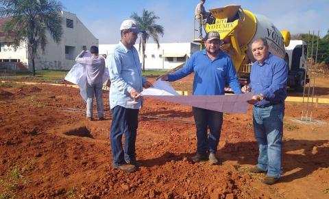 Prefeitura inicia construção de 10 leitos de UTI no Hospital Municipal de Morrinhos