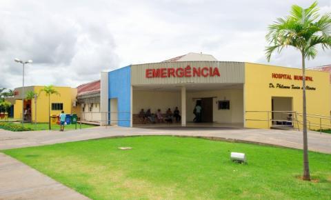 Hospital Municipal tem registro de caso de morador de Professor Jamil com coronavírus