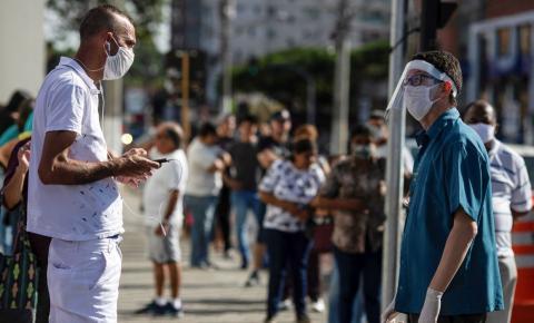 Covid-19: Brasil tem 78.162 casos; 44% dos pacientes estão curados
