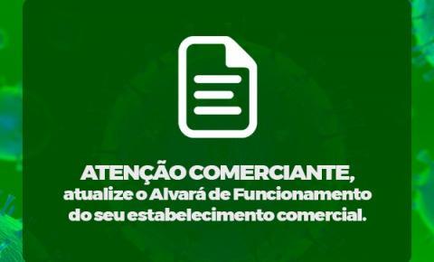 Prefeitura cria protocolo de abertura controlada e segura com alvará provisório e gratuito