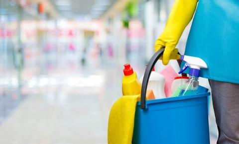 Covid-19: empresas realizam a desinfecção dos locais de trabalho para garantir saúde e segurança a todos