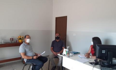 Prefeitura de Morrinhos sela parceria com Itego para oferecer cursos aos morrinhenses