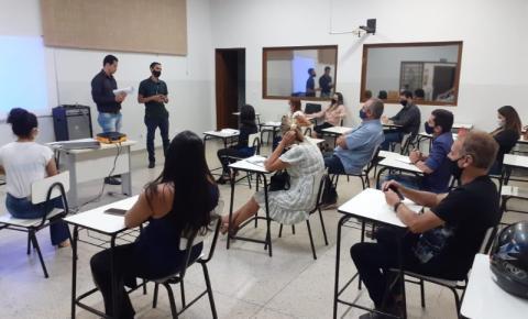 """Com o tema """"Compras Públicas"""", Prefeitura promove capacitação para gestores"""