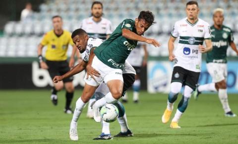 Esportes Brasileiro: mesmo rebaixado, Coritiba derrota Palmeiras