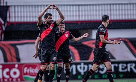 Esportes Atlético-GO vence Aparecidense e chega à final do Estadual