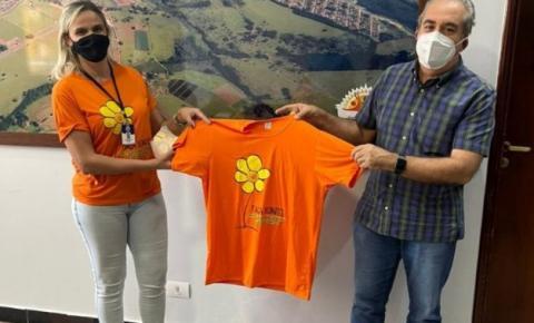 Prefeito Joaquim Guilherme apoia realização da Campanha Faça Bonito