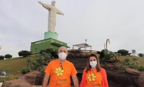 """Campanha """"Faça Bonito""""é marcada por carreata da Prefeitura de Morrinhos"""