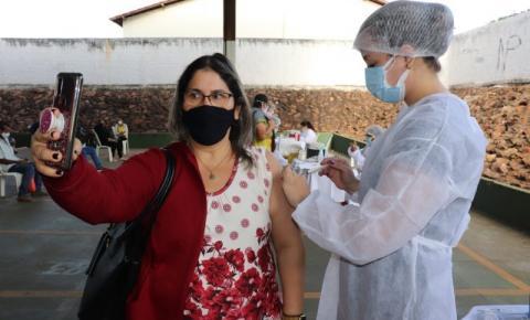 Prefeitura de Morrinhos vacina pessoas com comorbidades nestas quinta e sexta-feiras