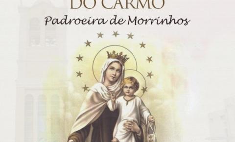 16 de julho: Fundação de Morrinhos e Dia de Nossa Senhora do Carmo