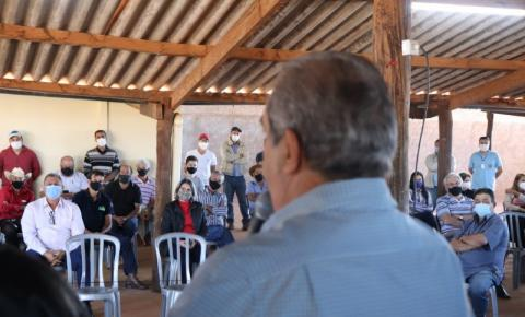 Prefeitura de Morrinhos lança Programa Estrada Nova