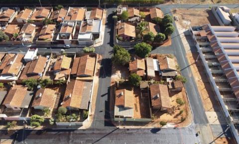 Prefeitura contempla Sol Nascente e Jarina Park com trabalho de recuperação asfáltica