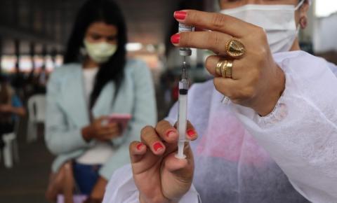 Dia 23 de agosto: profissionais de educação receberão 2ª dose da vacina contra Covid-19