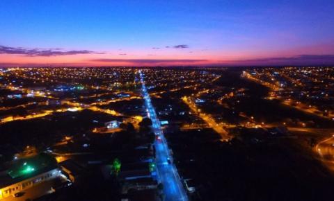 Economia, modernidade e segurança: Prefeitura de Morrinhos substitui lâmpadas tradicionais por led