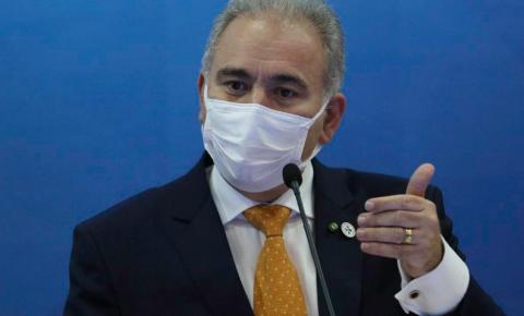 Vacinação é imprescindível para a retomada da economia, diz ministro