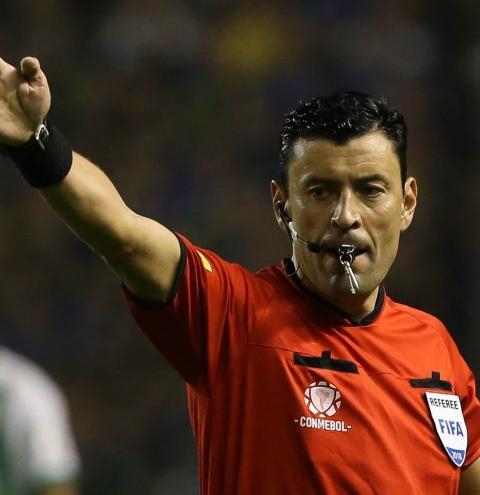 Árbitro já definido para a final da Libertadores River Plate x Flamengo.