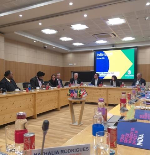 Após missão na Índia, com a presença do Presidente Jair Bolsonaro, brasileiro irá  coordenar rodada de investimentos de mais de 10 bilhões de reais
