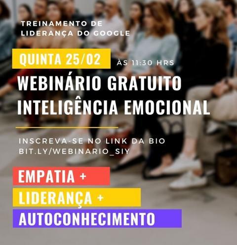 Startup promove treinamento de Inteligência Emocional, Mindfulness e Neurociência com metodologia do Google